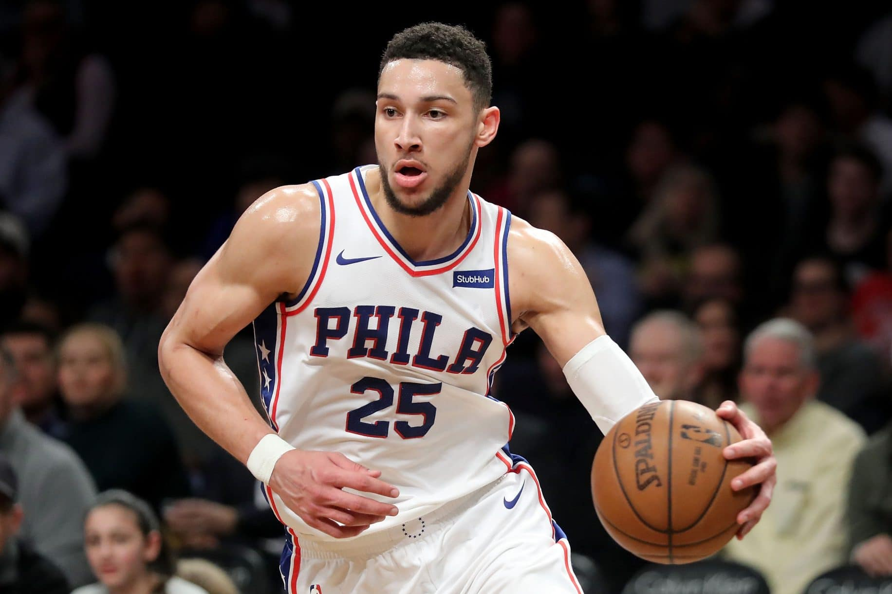 Ben Simmons, Philadelphia 76ers