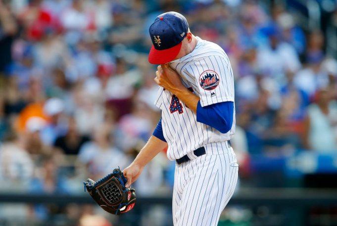 Zack Wheeler, New York Mets