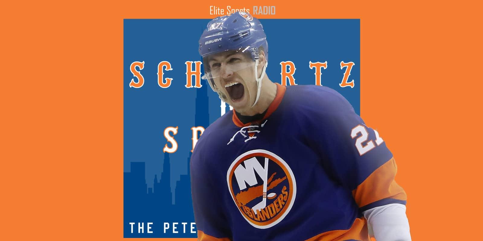 Schwartz on Sports Anders Lee