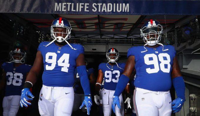 New York Giants Damon Harrison