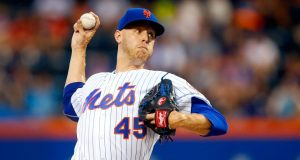 Zack Wheeler, New York Mets