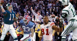 New York Super Bowl Team