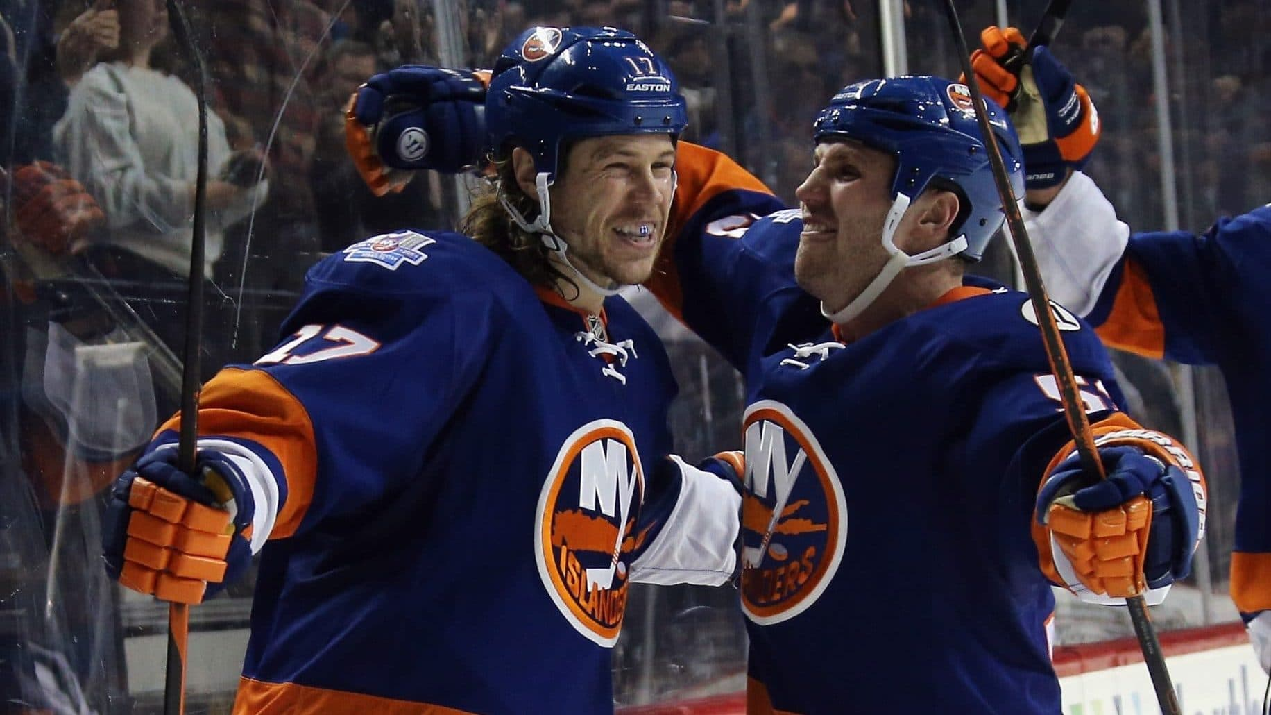 New York Islanders, Matt Martin, Casey Cizikas, NHL Playoffs 2016, Tampa Bay Lightning