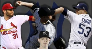 Yankees Lance Lynn Alex Cobb