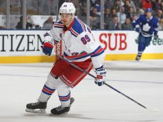 New York Rangers Report-Pavel Buchnevich