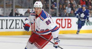 New York Rangers Report-Pavel Buchnevich
