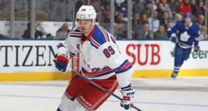 New York Rangers pavel Buchnevich out with concussion