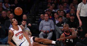 Toronto Raptors New York Knicks