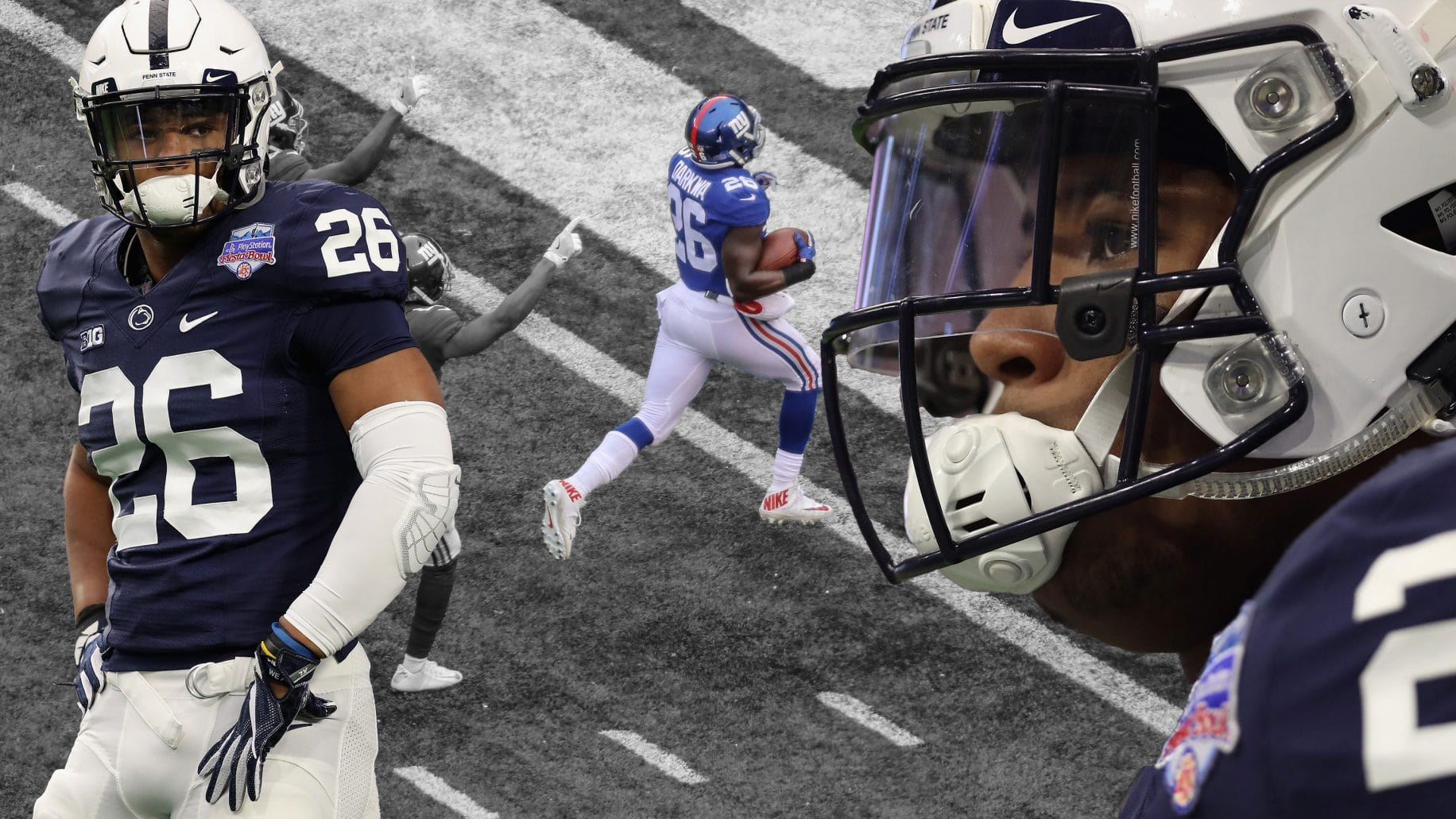 cheap for discount ddc97 fb360 New York Giants can afford to overlook Saquon Barkley in the ...