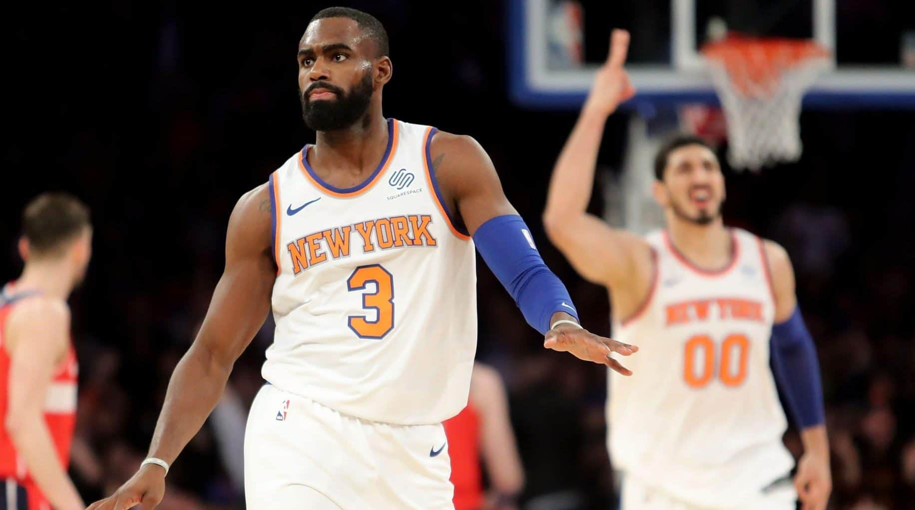 New York Knicks  Why were expectations so high for Tim Hardaway Jr.  026b19c9c