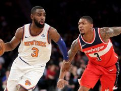 New York Knicks Washington Wizards Postgame
