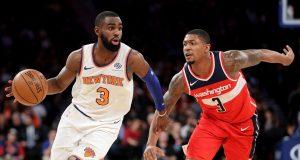 New York Knicks Washington Wizards Postgame