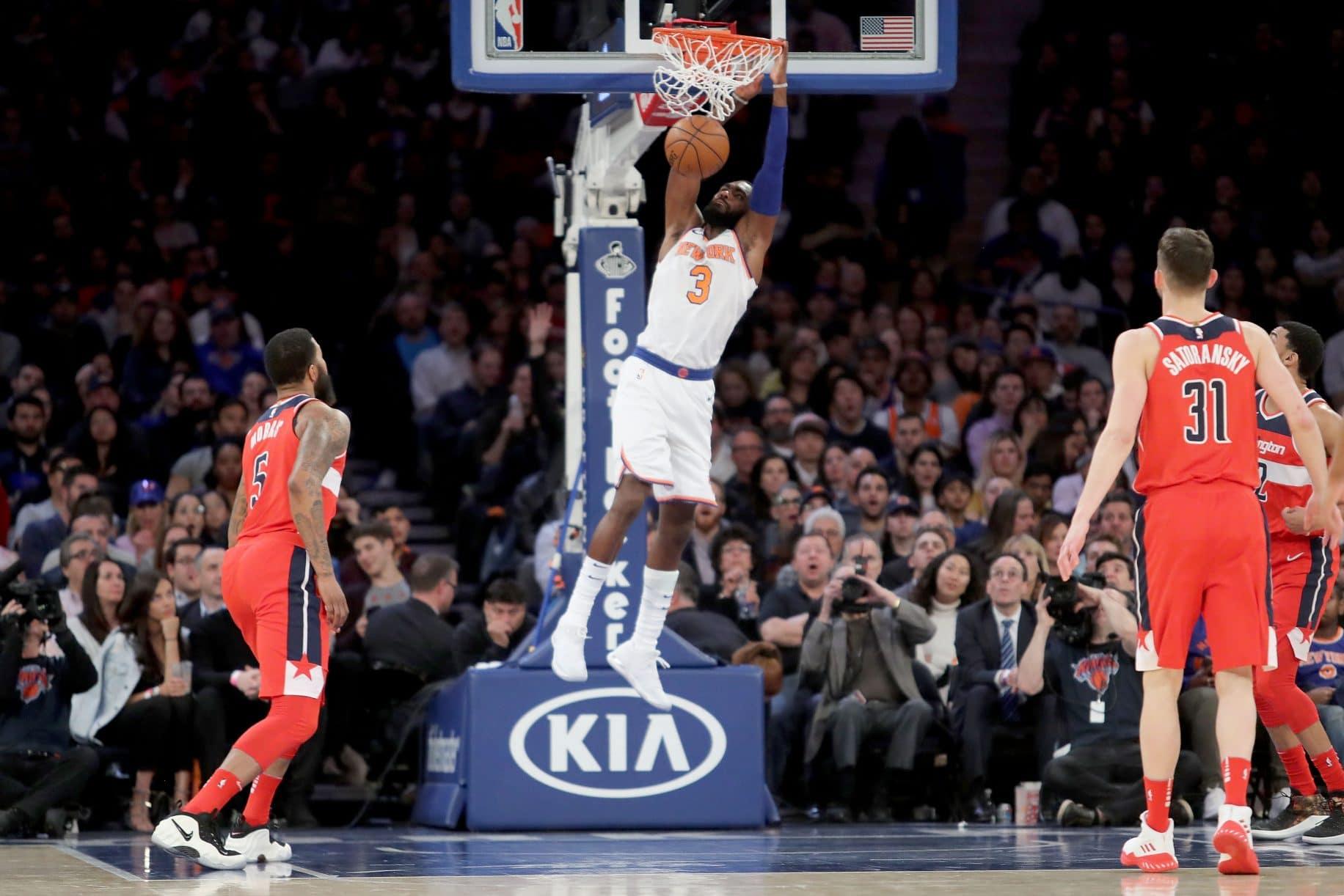 Tim Hardaway Jr., New York Knicks