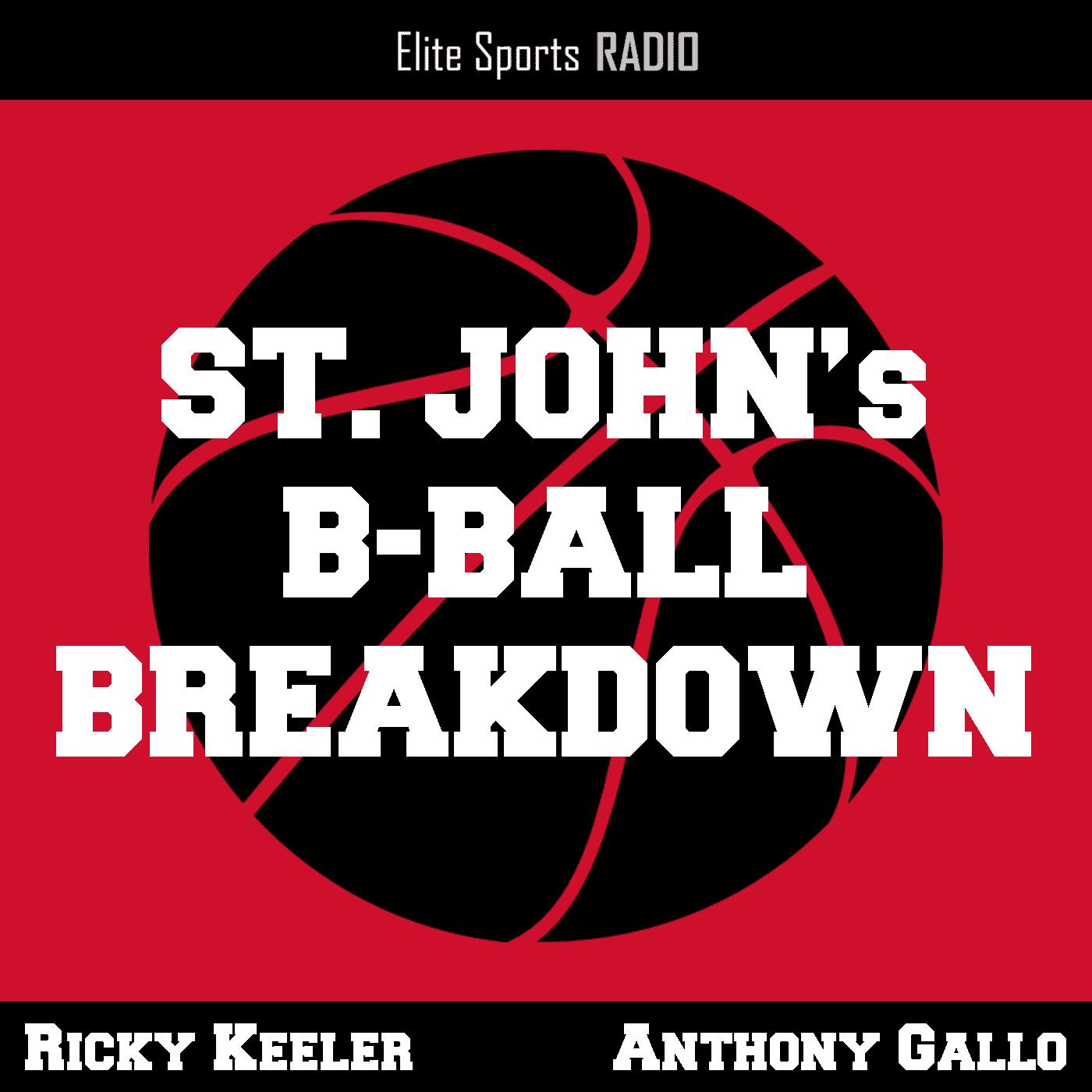 St. John's BBall Breakdown Podcast