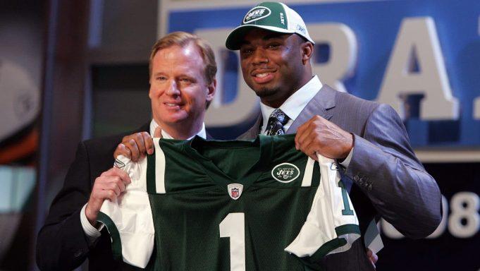 Vernon Gholston, New York Jets