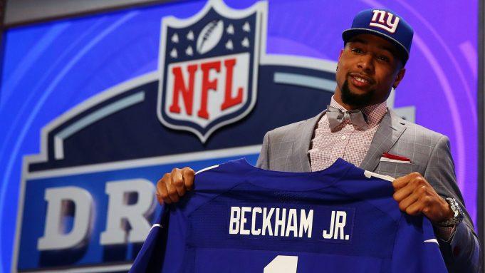 Odell Beckham Jr., New York Giants