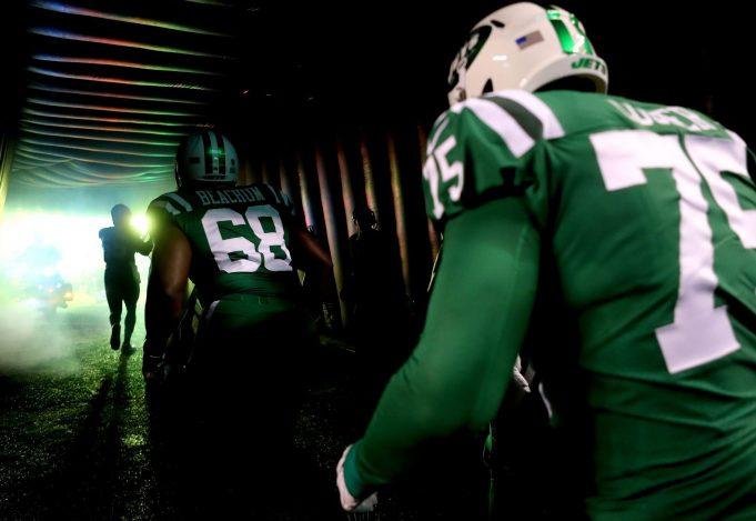 Kelvin Beachum, Xavier Cooper, New York Jets
