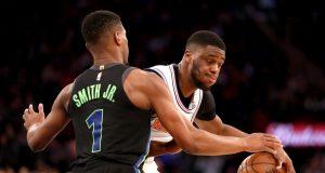 New York Knicks Dallas Mavericks