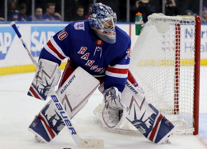 New York Rangers Report: Henrik hits 800