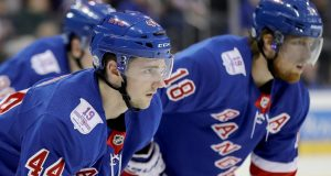 New York Rangers Report: Alian Vigneault new lines
