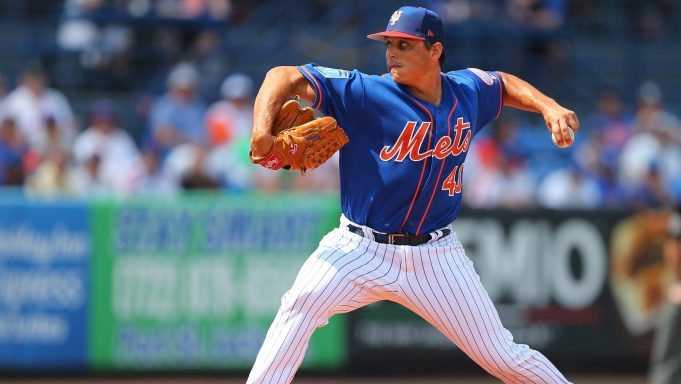 Jason Vargas, New York Mets