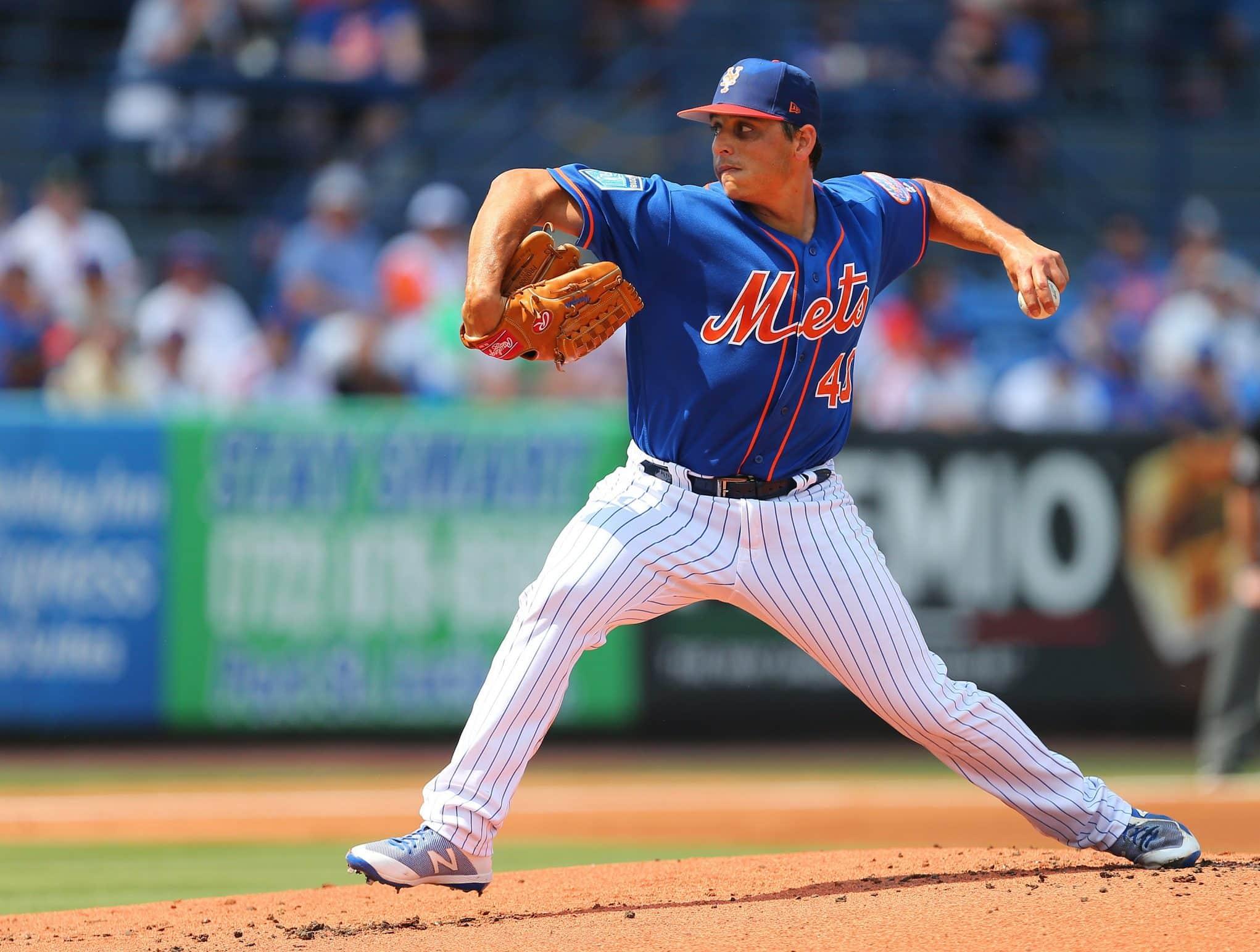 New York Mets Jason Vargas