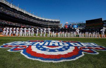 New York Yankees Opening Day