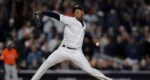 New York Yankees Bullpen Brings The Heat