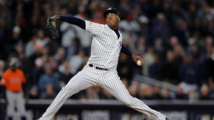 New York Yankees Bullpen Brings The Heat