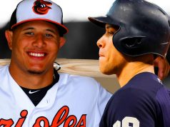 Aaron Judge Manny Machado