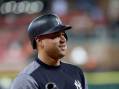 New York Yankees Gary Sanchez