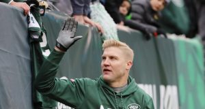New York Jets Josh McCown Re-Signing