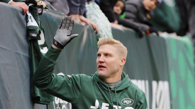 New York Jets Josh McCown Re-Signing