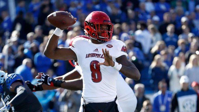 New York Jets Lamar Jackson