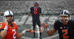 Mason Rudolph Jets
