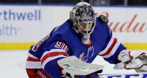 Alexandar Georgiev, New York Rangers