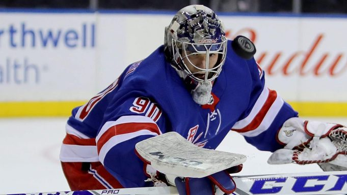 Alexandar Georgiev, New York Rangers