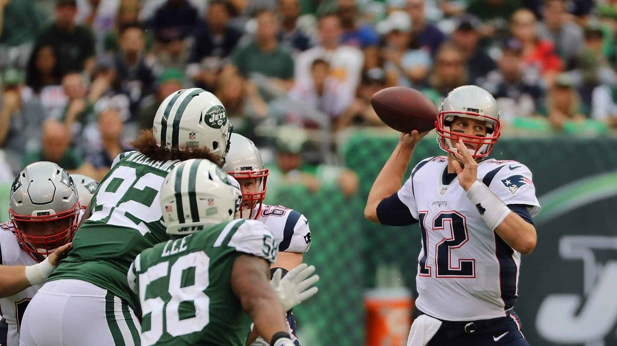 New York Jets AFC East stature
