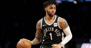 Brooklyn Nets D'Angelo Russell