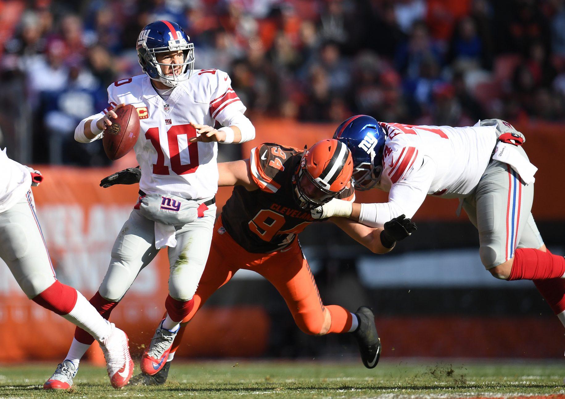 Ereck Flowers, New York Giants