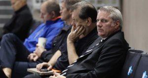 New York Islanders, Garth Snow, Barclays Center, 2013, Training Session