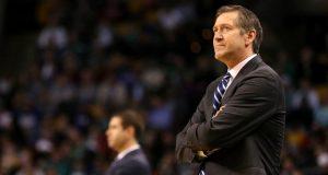 New York Knicks Jeff Hornacek thinks he'll be back