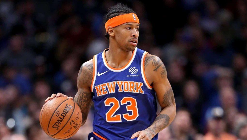 Trey Burke, New York Knicks