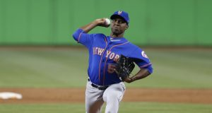 New York Mets Rafael Montero