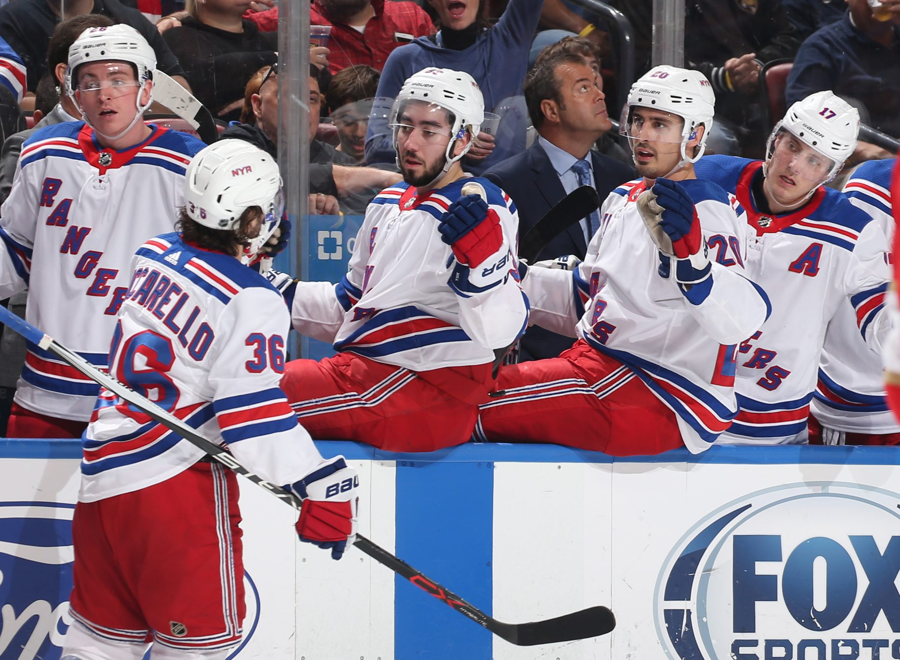 New-york-rangers-v-florida-panthers-1