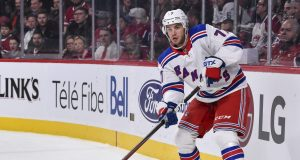 New York Rangers Anthony DeAngelo sidelined 3-4 weeks