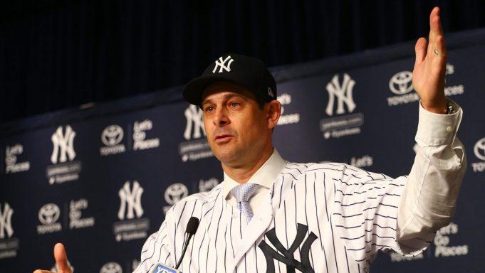 New York Yankees, Aaron Boone