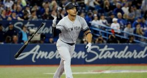 Giancarlo Stanton, New York Yankees