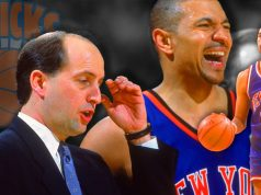 New York Knicks Mark Jackson