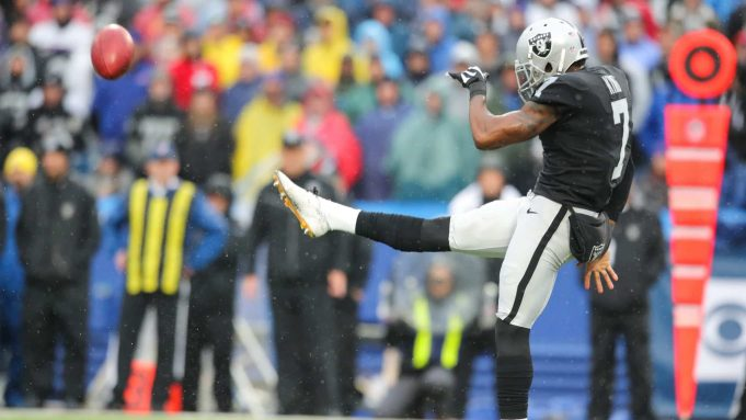 New York Giants Marquette King
